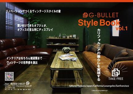 株式会社 G-BULLET STYLE BOOK 撮影