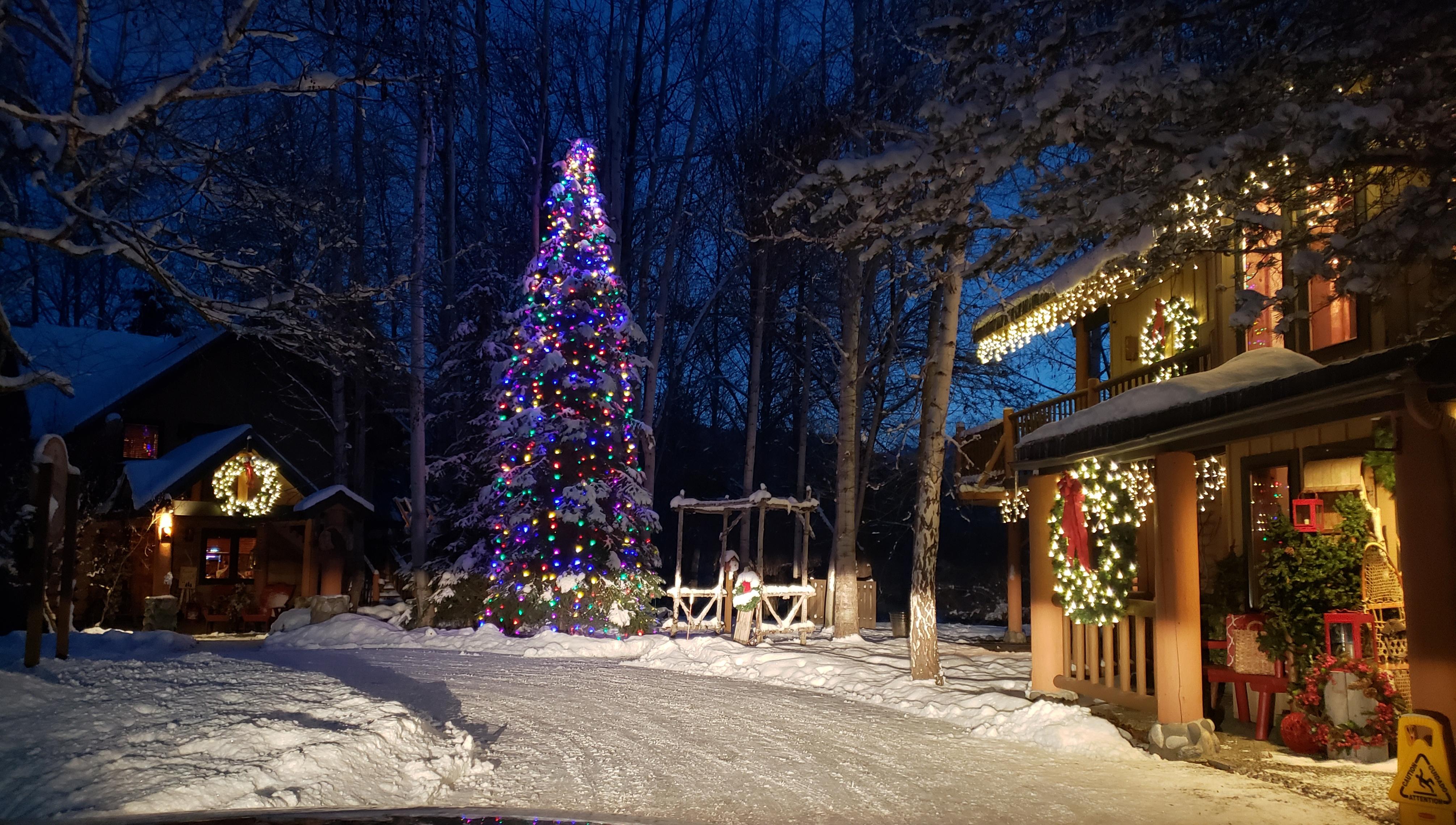 ROR-Winter Entrance