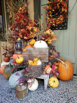 Pumpkin Greeting