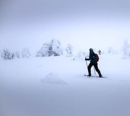 Nordic Skiing near Leavenworth, WA