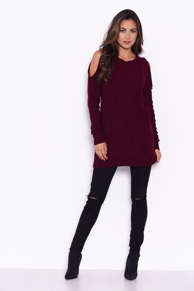 27e1dc92c3e AX Paris Chenille Sweater Dress