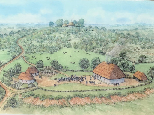 Discoveries at Tullyhogue: O'Neill Inauguration Site & Native Settlement