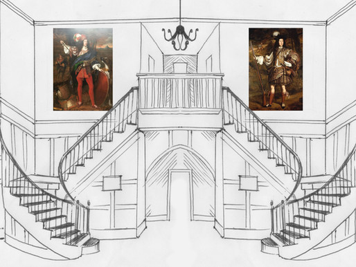 Wright's Chieftains: A Tale of Two Paintings