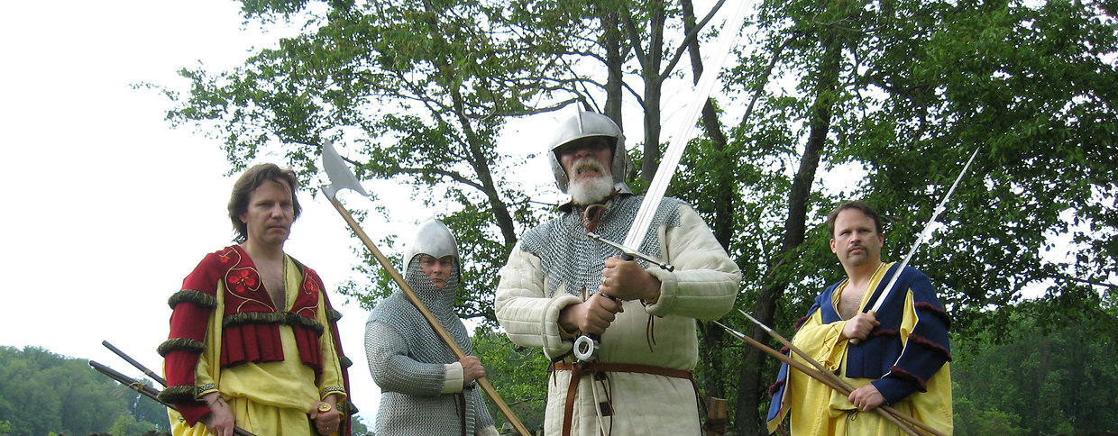 kern and gallowglass