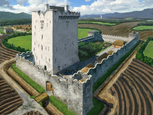 Irish Tower Houses: a Spotter's Guide