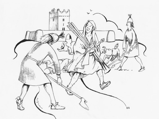 O'Donnell's Kern—A Sixteenth-Century Campfire Tale
