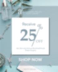 25% off Skin care - BFPS-01.png