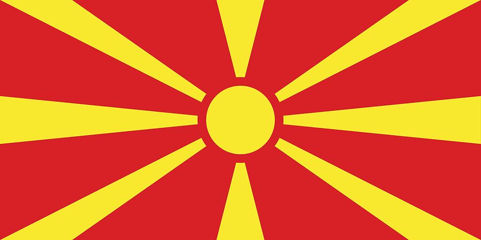 Macedonië Off Road  8-15 sept
