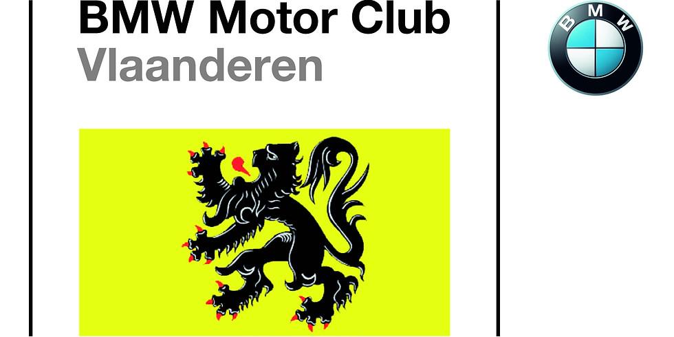 Off-road basics BMW Club Vlaanderen