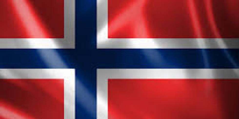 Noorwegen 23 juni tot 1 juli
