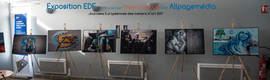 Exposition pour les journées européennes des métiers d'art 2017