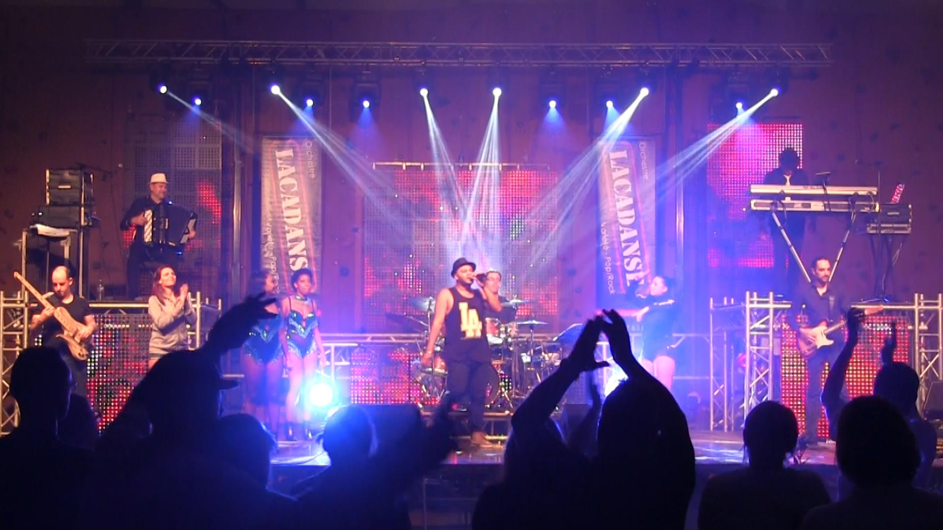 Orchestre Variété Lacadanse