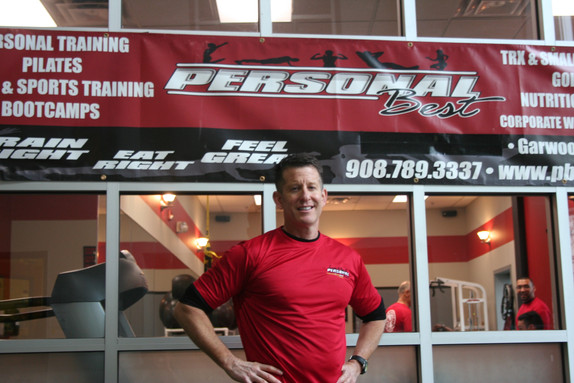 Len Glassman - Certified Personal Trainer & Health Nutritionist