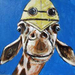 Explorer Giraffe