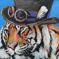 Tiger Topper
