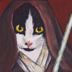 Jedi Kitty