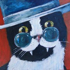 Dracula Kitty