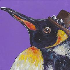 Steampunk King Penguin