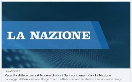 """""""Nocera Umbra Borgo Green"""" C'è il progetto"""