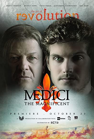 I Medici season II (tv series Rai-Netflix)8 x50')