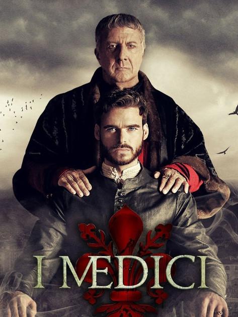 I Medici season I (tv series Rai-Netflix 8 x 50')