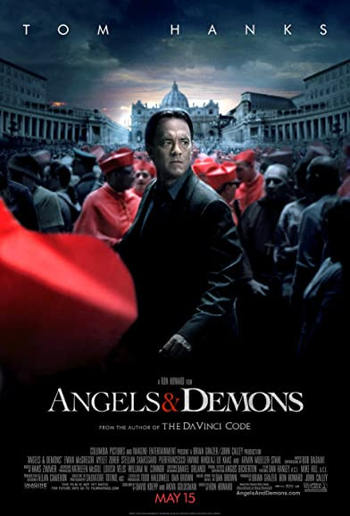 Angels & Deamons (2009  feature film directed by Ron Howard