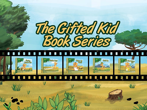 The Gifted Kid ANIMATED VIDEO series - full set