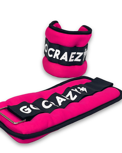 Go cRAEzy Wrist/Ankle Weights