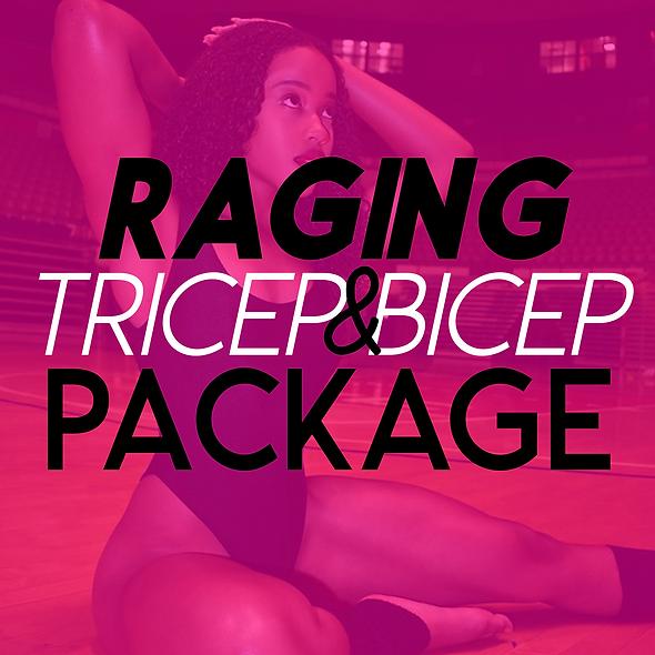 Raging Tricep and Bicep Package