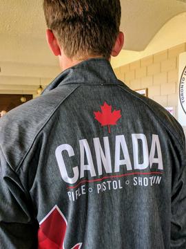 A hard earned national team jacket