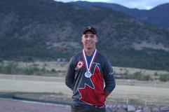 Matthew won the 2018 USA Shooting junior silver medal.
