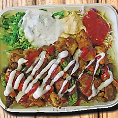 Kebab Meal