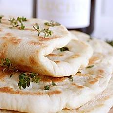 Grilled Pita Bread