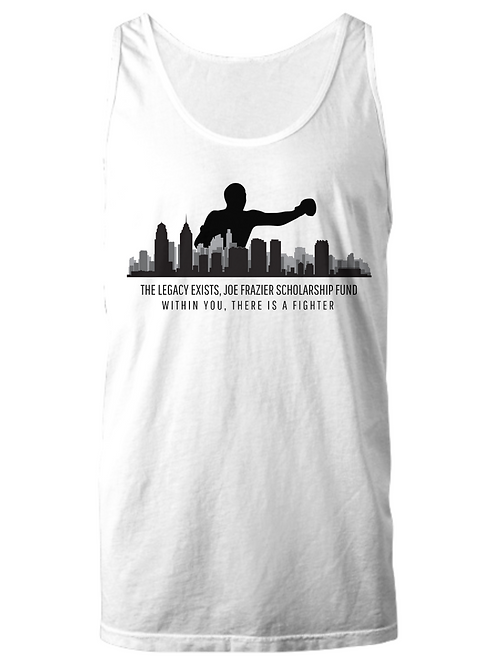 The Legacy Exists Unisex Tank Tops