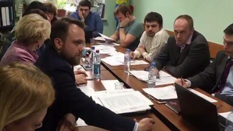 О заседании Совета депутатов 10 апреля  2018 года