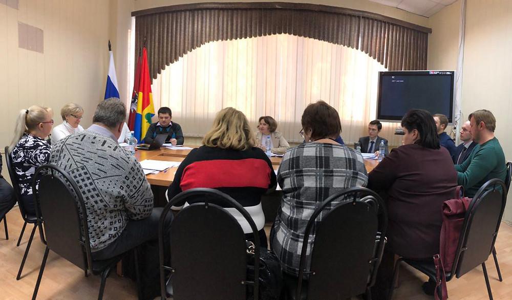 Депутаты Зюзино урезали зарплату главе округа