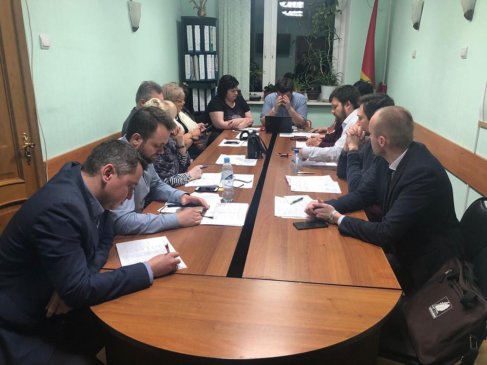 Совет депутатов муниципального округа Зюзино. Штаб Зюзино.