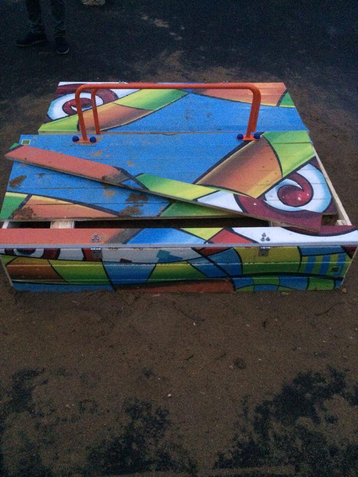 Травмоопасные детские площадки в Зюзино установлены Жилищником и управой