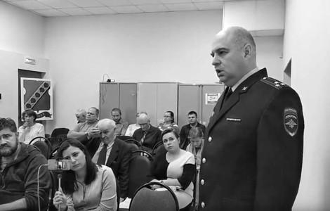 11 февраля — отчёты начальника полиции и участковых, ТЦСО и МФЦ о работе в 2019 году