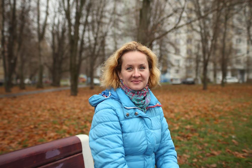 Наталья Филькина — одна из самых активных жительниц района Зюзино