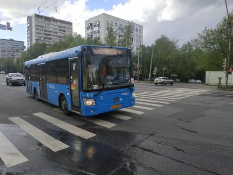Зюзино против ликвидации троллейбусов
