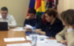 Глава управы Зюзино В.В. Горлова отвечает на вопросы Штаба Зюзино