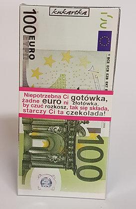 Czekolada 100 EURO