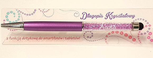 Długopis z imieniem AGATA