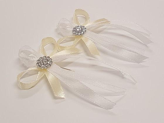 Kotyliony z cyrkonią dla gości weselnych