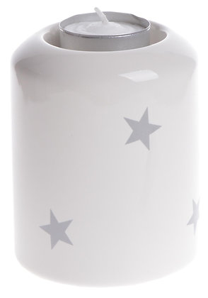 Świecznik gwiazdki dekoracje świąteczne prezent