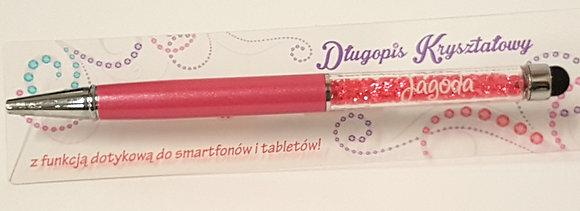 Długopis z imieniem JAGODA