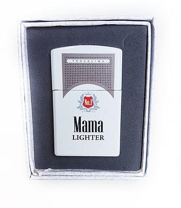 Zapalniczka w ozdobnym pudełeczku MAMA