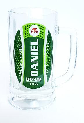 Kufel z imieniem Daniel