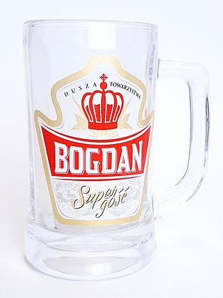 Kufel z imieniem Bogdan